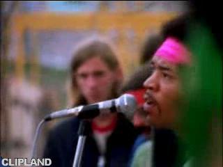 Still image from Jimi Hendrix - Fire