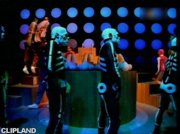 "Daft Punk ""Around The World"" (1997)"