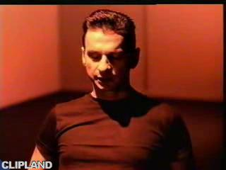"Depeche Mode ""Only When I Lose Myself"""