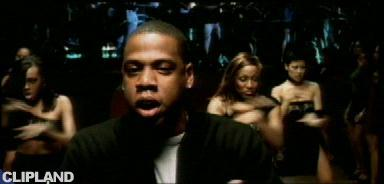 Still image from Jay-Z feat. Ja & Amil-Lion - Can I Get A, ...