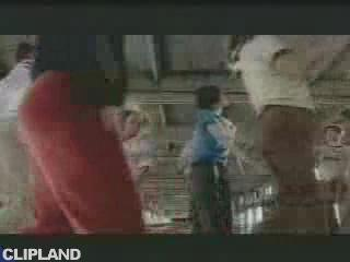 Still image from Run DMC vs. Jason Nevins - It's Like That