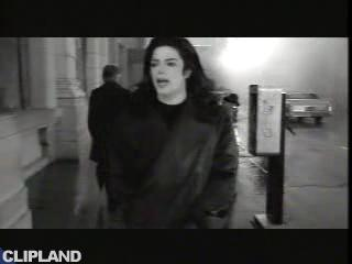 Still image from Michael Jackson - Stranger In Moscow