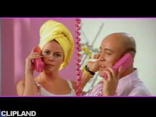 Still image from Aqua - Barbie Girl