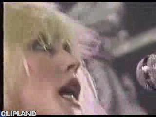 Still image from Blondie - Dreaming