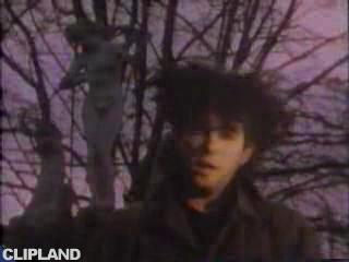 Still image from The Cure - The Hanging Garden