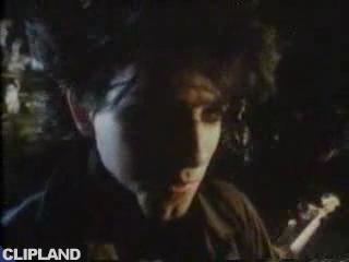"The Cure ""The Hanging Garden"" (1982)"