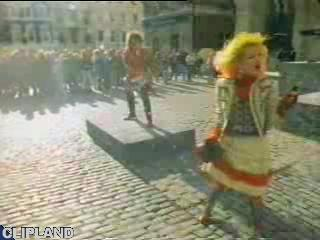 Still image from Cyndi Lauper - Change Of Heart