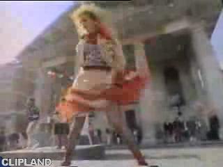 Cyndi Lauper - Change Of Heart