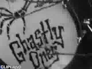 "Ghastly Ones ""Haulin' Hearse"""