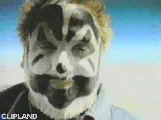 Still image from Insane Clown Posse - Another Love Song