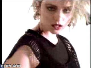 Still image from Madonna - Lucky Star