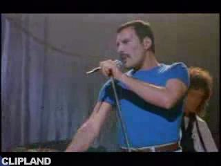 Still image from Queen - A Kind Of Magic