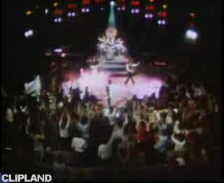 "Queen ""We Are The Champions"" (1977)"