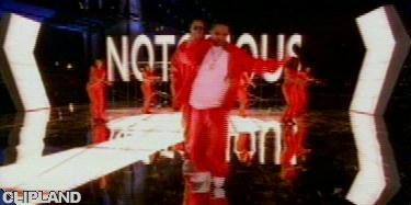 """Notorious B.I.G. feat. Lil' Kim, Puff Daddy """"Notorious (version 1)"""" (1999)"""