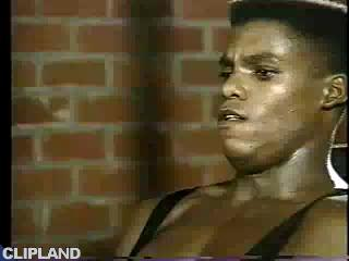 """Carl Lewis """"Break It Up"""" (1987)"""